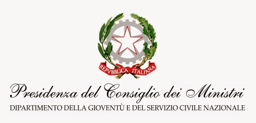 LOGO Dipartimento del servizio civile nazionale