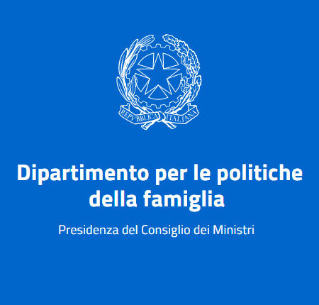 logo dip politiche famiglia